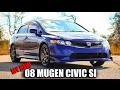 MY NEW MUGEN HONDA CIVIC SI PROJECT- 1 OUT OF 1000 MADE