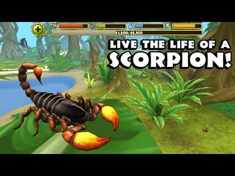 Scorpion Simulator - iPad, iPhone 4, iPhone 4S, iPhone 5, iP