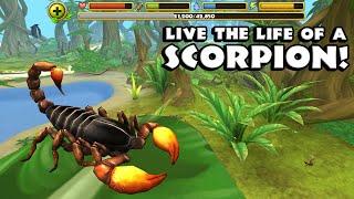 Scorpion Simulator - iPad, iPhone 4, iPhone 4S, iPhone 5, iPhone 5c, iPhone 5s, iPhone 6