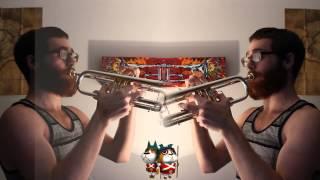 Main Gate - Animal Crossing GameCube [8BitBrigadier Trumpet Cover]