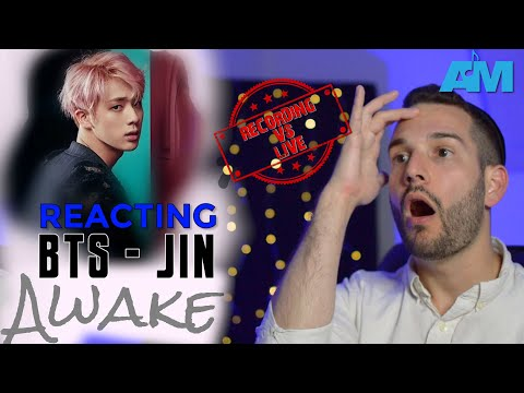 VOCAL COACH Reacts To BTS - AWAKE