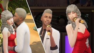 WEDDING TIME  // The Sims 4: Not So Berry ~ ROSE #22
