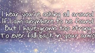 Christina Perri - Jar Of Hearts (Lyrics!)