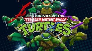 The History of TMNT: The Teenage Mutant Ninja Turtles