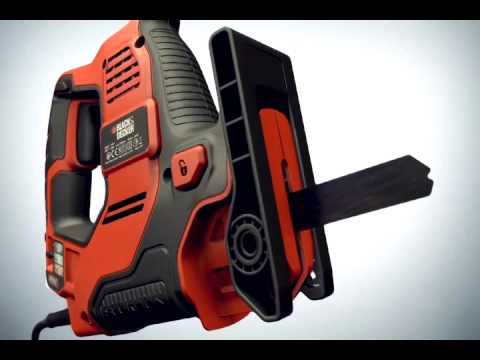 black decker scie main scorpion youtube. Black Bedroom Furniture Sets. Home Design Ideas