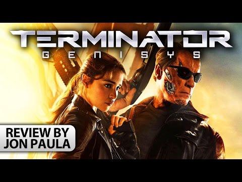 Terminator Genisys -- Movie Review #JPMN