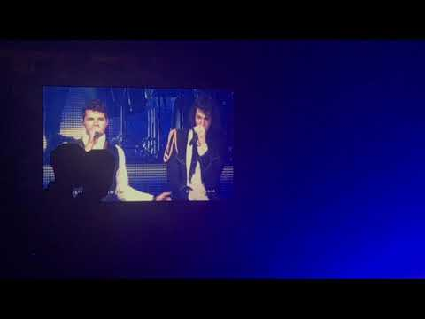 """Of King & Country """"Priceless"""" Live at Key Arena Seattle WA 3.10.18"""
