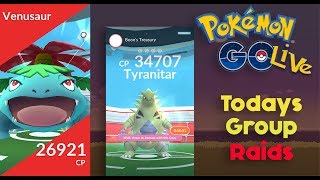 Pokémon GO - Level  38 HYPE - Group Raids - FARMING