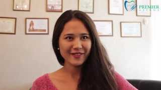 Отзыв Назиры Избаир о клинике
