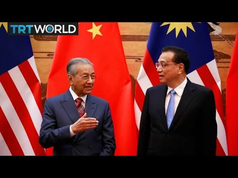 Malaysia's PM to renegotiate China projects | Money Talks