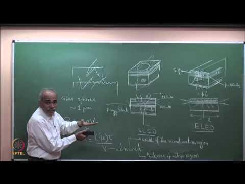 Light Emitting Diode-II Device Chracteristics