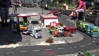 Miniatur Baustelle Gaggenau - part 4 - onroad