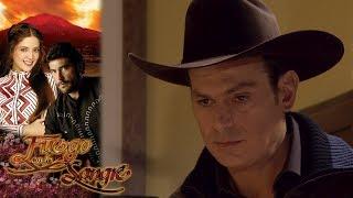 Fernando intenta aprovecharse de Sofía | Fuego en la sangre - Televisa