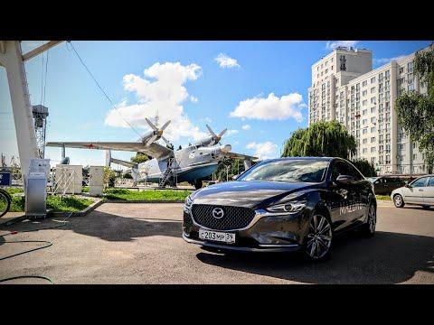 Зачем Нужна Camry, Если Есть Mazda 6?