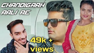 Dj song चंडीगढ़ Aali Re Mai Tere Husan Pe Margya || Haryanvi Superhit New Song 2018 || debu technical