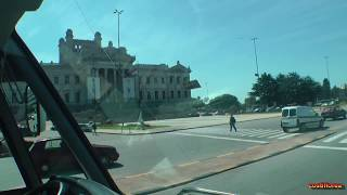 Uruguay – Montevideo,Bus tour – South America Part 28 – Travel Video HD