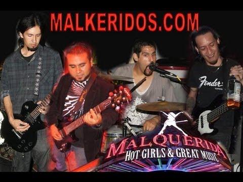 Ali Ferrer , Adrian Gama , Blas Lara & Adrian Rivas - LA Malquierda - SEPTEMBER 2012