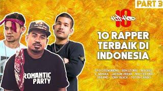 10 Rapper terbaik di Indonesia   Part 3