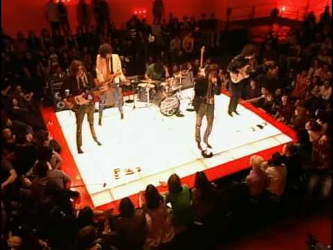 The Strokes - The Modern Age Live MTV 2$ Bill Uncut 2002 (HQ)  [RARE]!!