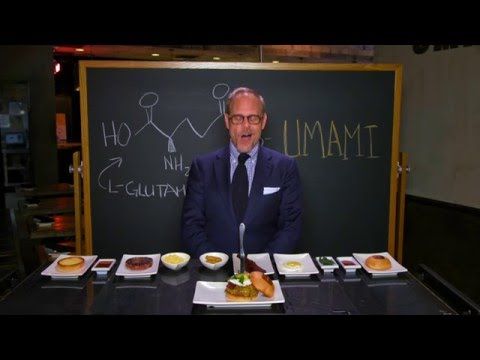 Umami Burger Presents: The Alton Burger by Alton Brown