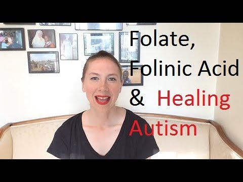 Should I Give My Child With Autism A Folinic Acid Supplement?