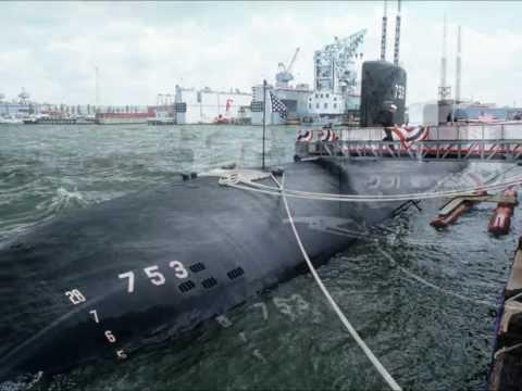 USS Albany (SSBN-753), 1987-2006
