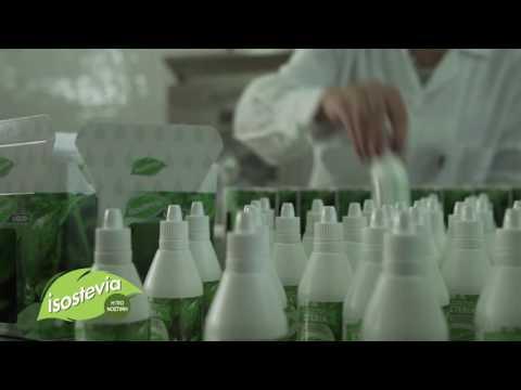 Isostevia  βιομηχανία Πάμε Ελλάδα - Λιβαδειά