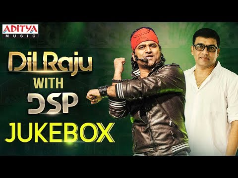 Blockbuster Combo of Producer Dil Raju & DSP || Telugu Hit Songs Jukebox ♪ ♪