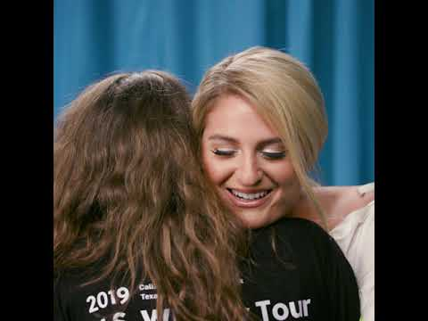 Meghan Trainor SURPRISES Youth Change-maker! - WE Day Special 2019