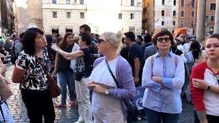 Рим/Обзорная экскурсия с гидом/Прогулка с местным жителем