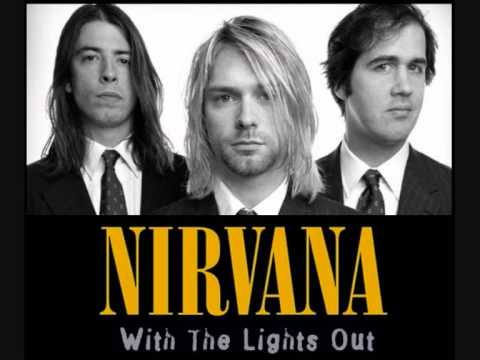 Nirvana  Pen Cap ChewLyrics Included