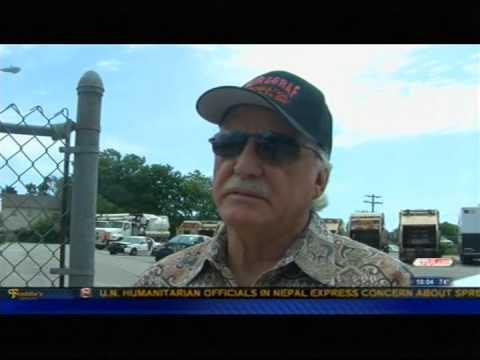 Kenneth Burkett at City of Tulsa Auction