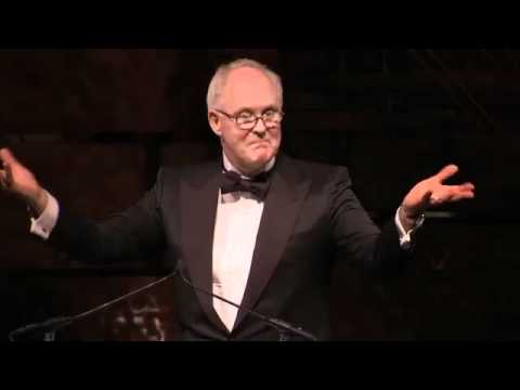 John Lithgow: National Arts and Humanities Medals Keynote