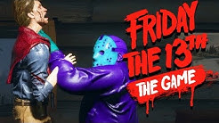 Friday The 13th The Game Deutsch Gameplay -