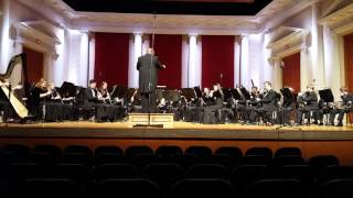 2015-16 Lassiter Symphonic 1 Band, LGPE - Four Scottish Dances