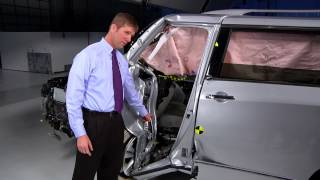2015 Toyota Sienna Small Overlap Front Crash Test - Don Valley North Toyota | Markham, Ontario