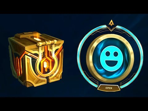 WHAT IS THIS SMILEY LOOT...? UNLOCKING THE MASTERWORK CHEST - Challenger to RANK 1