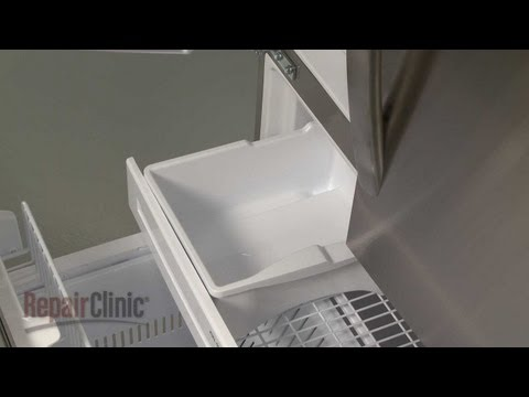 Freezer Ice Bucket - LG Refrigerator