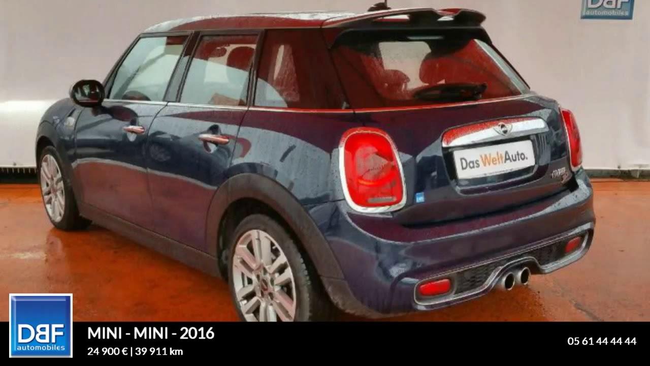 Annonce Occasion Mini Mini 5 Portes Cooper Sd 170ch Seven Bva Cooper