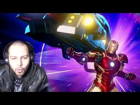 Marvel Vs Capcom: Infinite Gameplay REACTION! - Marvel Vs Capcom Infinite NEW Gameplay Reveal!