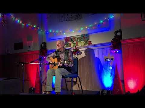 Archie Fisher At Rolling Hills Folk Club, 27 December, 2019