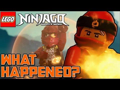 Ninjago: Season 8: What Happened to Airjitzu?