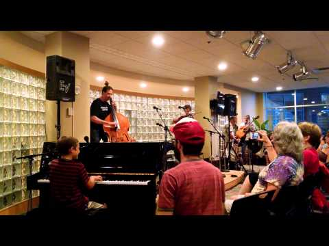 Bucket Brothers playing Sweet Georgia Brown at Augusta Heritage Blues and Swing Week 7/15/15