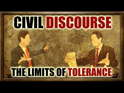 In Time: Civil Discourse and the Limits of Tolerance