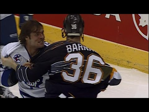 Tucker and Barnaby break down their epic scrap from 2000