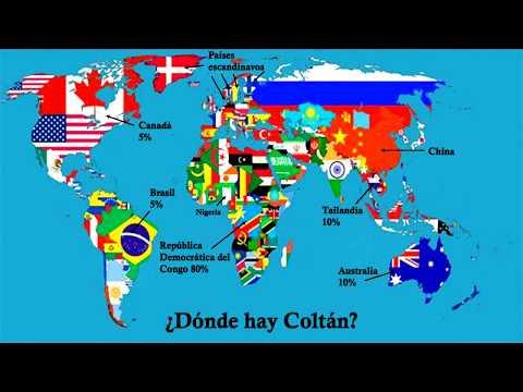 "Coltán ""El mineral de la muerte"""