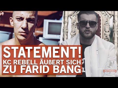 Trennung von Farid Bang – KC Rebells großes Statement!