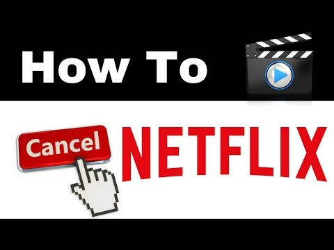 How To Cancel Netflix Account Subscription   Delete Unsubscribe Deactivate Free Trial 2018
