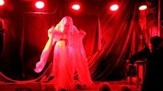 Cabaret Sashimi: Jesus Christ Striptease by Marlena Dalí