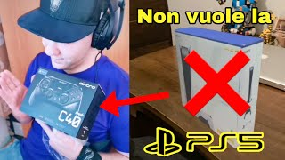 Ha RIFIUTATO la PS5 per avere l' ASTRO C40 😭 * Playstation 5  #shorts *